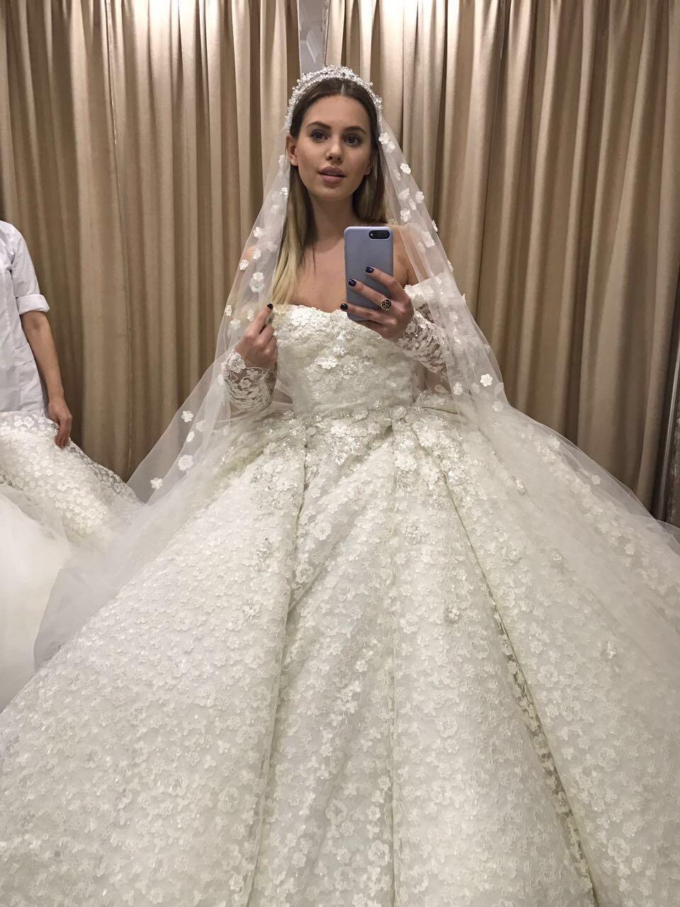 саша артемова свадьба фото