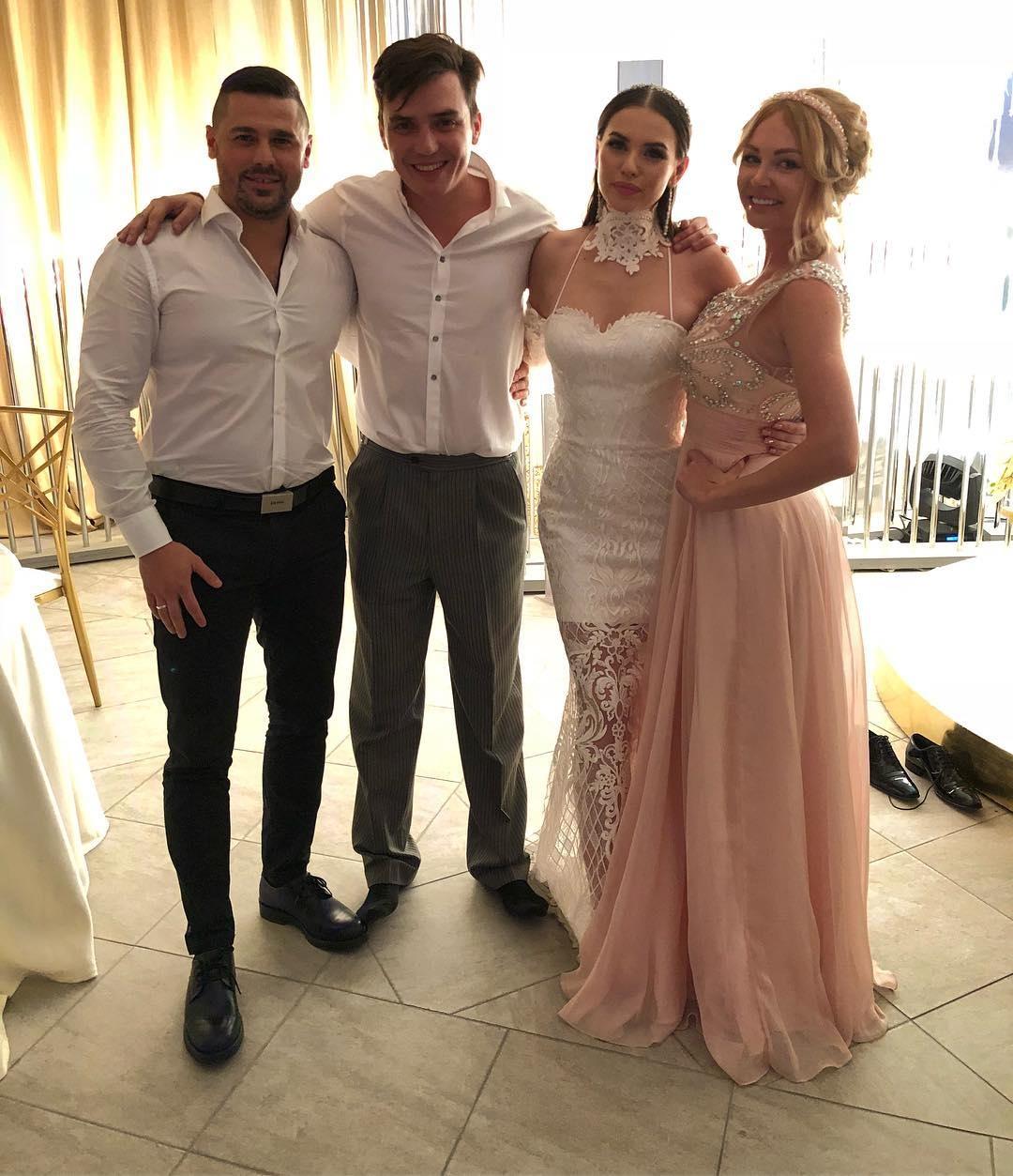 Евгения пынзарь кузина фото свадьбы