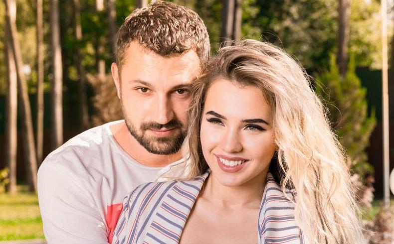 Никита Кузнецов и Дарина МаркинаФото: Архив «ДОМа−2»