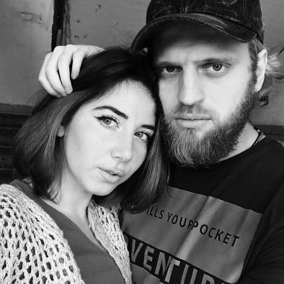 Олеся Лисовская и Вальтер Соломенцев не так давно рассталисьФото: «Инстаграм»