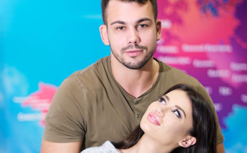 Сергей Захарьяш и Лиля ЧетраруФото: Андрей Иванов