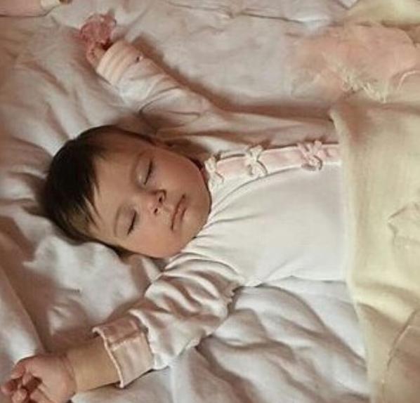 Маленькая Беатрис покорила всех обитателей ПоляныФото: «Инстаграм»