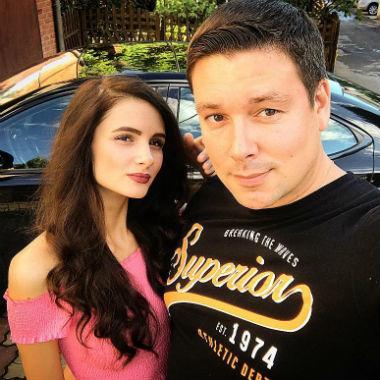 Андрей Чуев женится на 19-летней возлюбленной