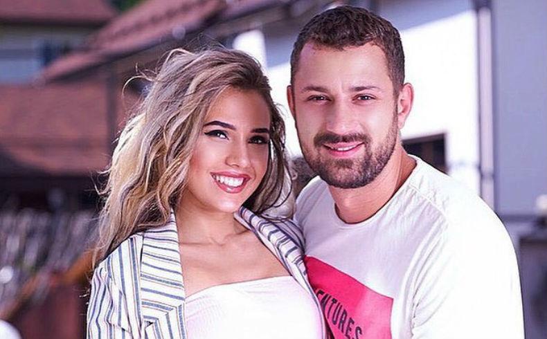 Дарина Маркина и Никита КузнецовФото: Архив журнала «ДОМ−2»