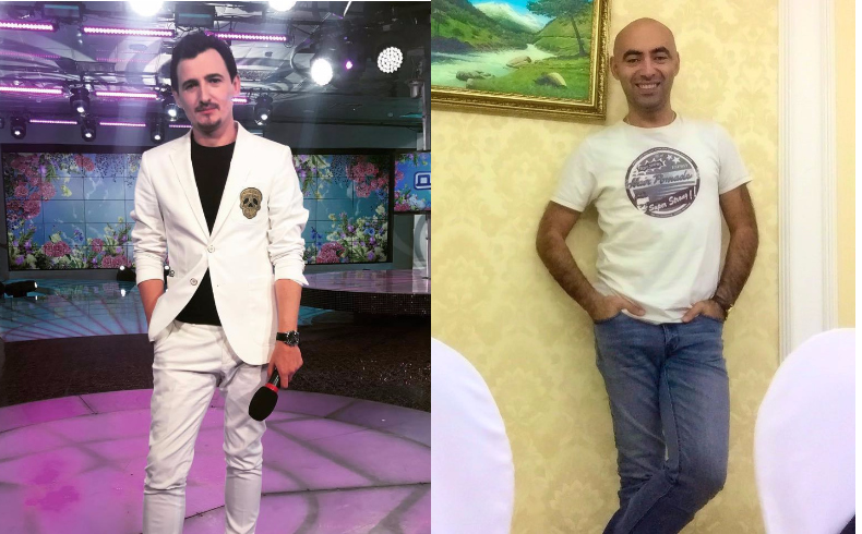 Влад Кадони и Зираддин РзаевФото: «Инстаграм»