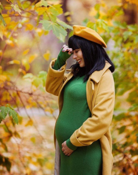 Будущая мама наслаждается периодом ожидания малышаФото: «Инстаграм»