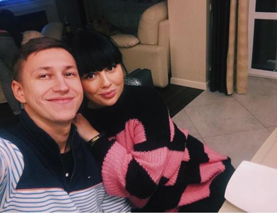 Счастливые супруги лишь недавно сообщили о предстоящем пополнении в семьеФото: «Инстаграм»