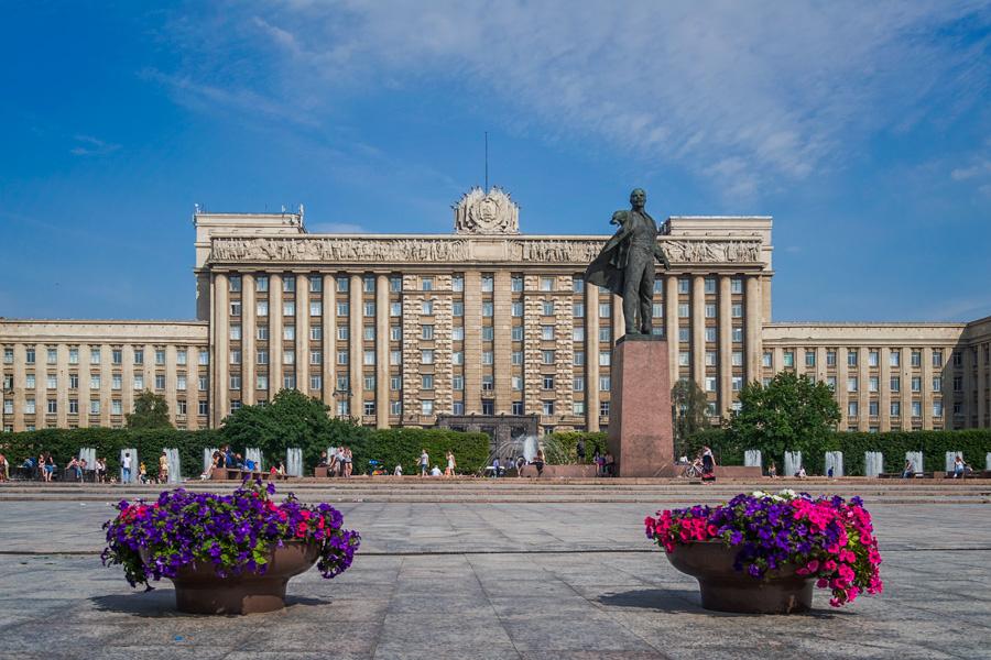 Московская площадьФоо: Соцсети