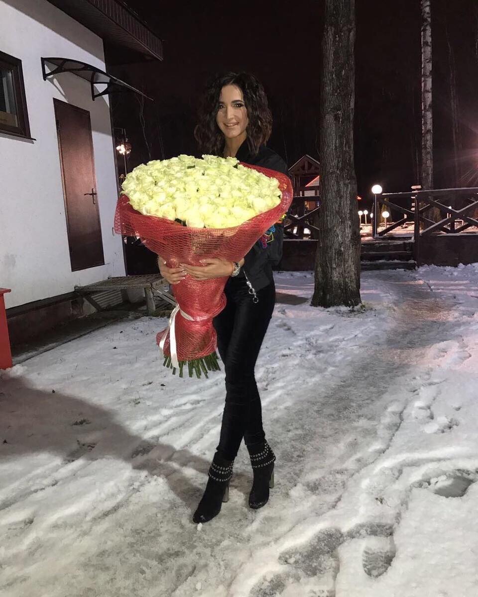 Ольга Бузова призналась, что чувствует внимание со стороны юмористаФото: «Инстаграм»