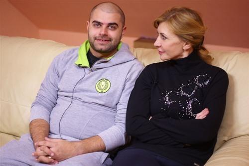 Илья Гажиенко вместе с семьей не пришел на праздник сына СалибековыхФото: Соцсети