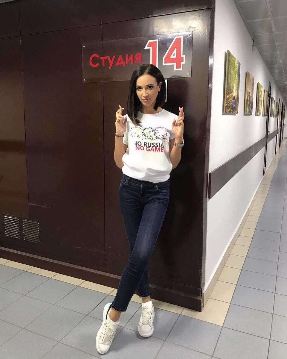 Ольга Бузова поддерживает движение #NoRussiaNoGamesФото: «Инстаграм»