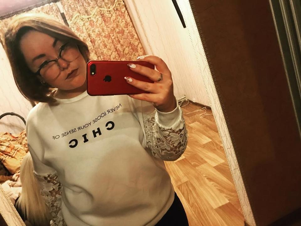 Саша Филиппова не считает себя ведомойФото: «Инстаграм»