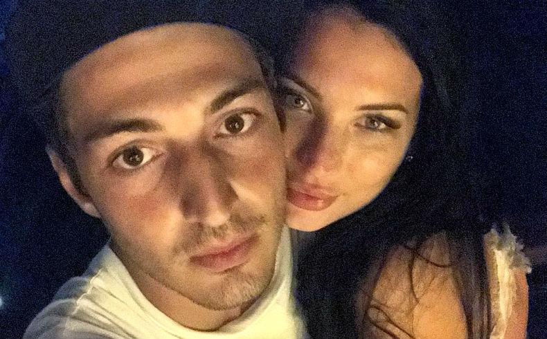 Иосиф Оганесян и Даша ЛымарьФото: «Инстаграм»