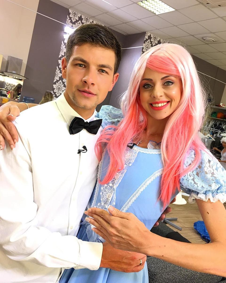Дмитренко и Рапунцель скоро станут родителямиФото: «Инстаграм»