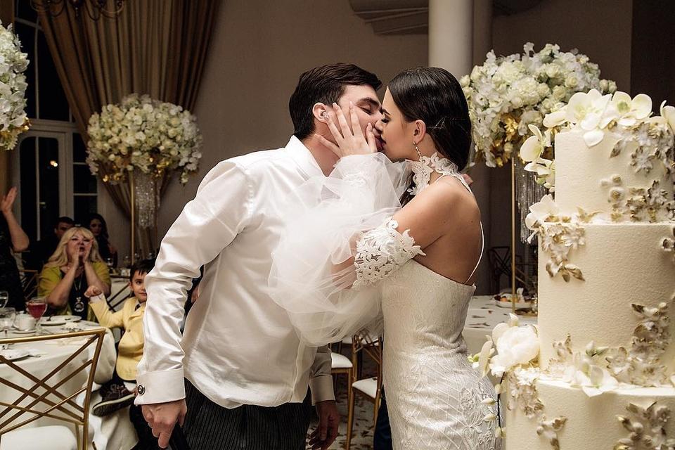 В ноябре Саша и Женя поженилисьФото: «Инстаграм»