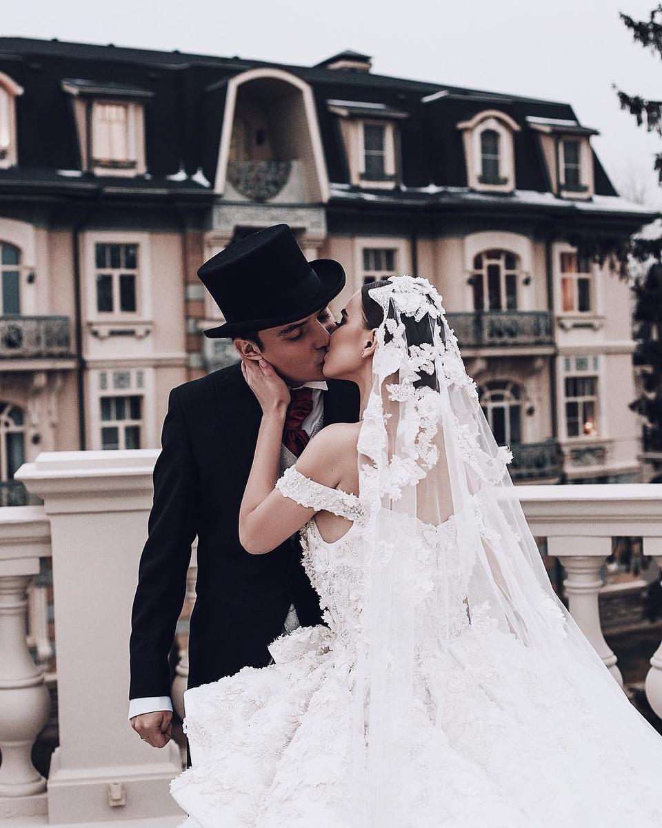 Влюбленные поженились в ноябре 2017-гоФото: «Инстаграм»