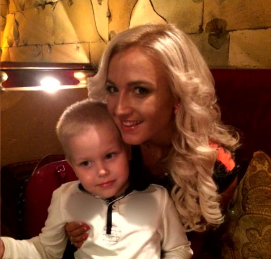 Ольга и сын секс