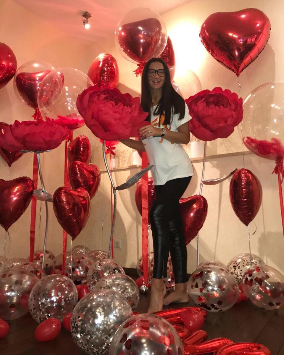 Бузова украсила квартиру ко дню всех влюбленныхФото: «Инстаграм»