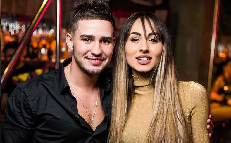 Захар Саленко и Лера ФростФото: «Инстаграм»