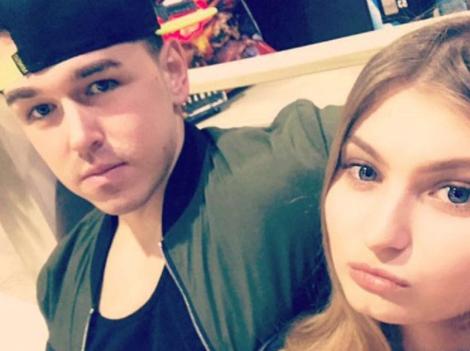 Владимир Герасимов и его девушка ЕкатеринаФото: «Инстаграм»