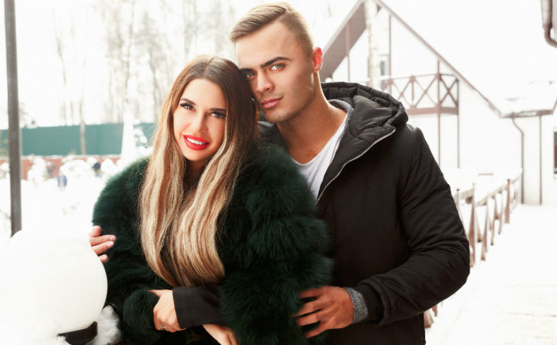 Майя Донцова и Леша КупинФото: Анастасия Гурьева