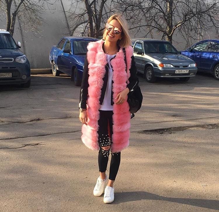 Цигаль раскритиковала меховую жилетку ДонцовойФото: «Инстаграм»