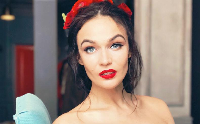 Алена Водонаева Видео Голая