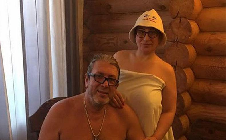 Бизнесмен Александр и Марина ТристановнаФото: «Инстаграм»