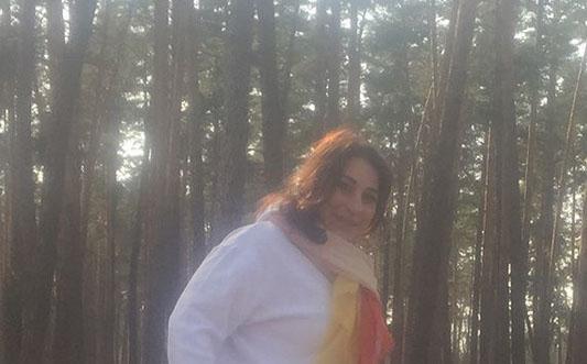 Марина Тристановна в восторге от красот города и его окрестностейФото: «Инстаграм»
