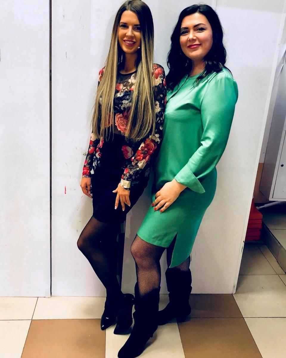 Майя и Ирина Михайловна мешали Роме и Марине поговоритьФото: «Инстаграм»