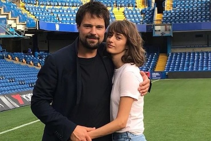 Данила Козловский и Ольга ЗуеваФото: «Инстаграм»