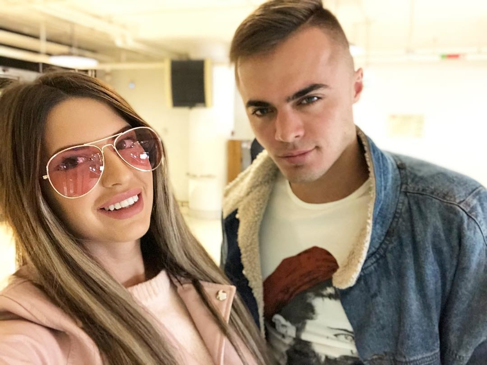 Леша выдвинул Майе ответные пункты брачного договораФото: «Инстаграм»