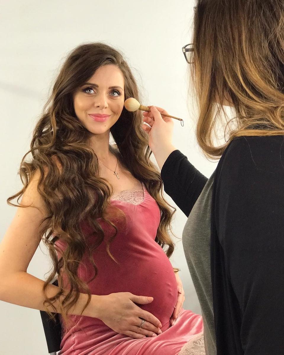 Во время беременности Оле часто требовалась помощь врачейФото: «Инстаграм»