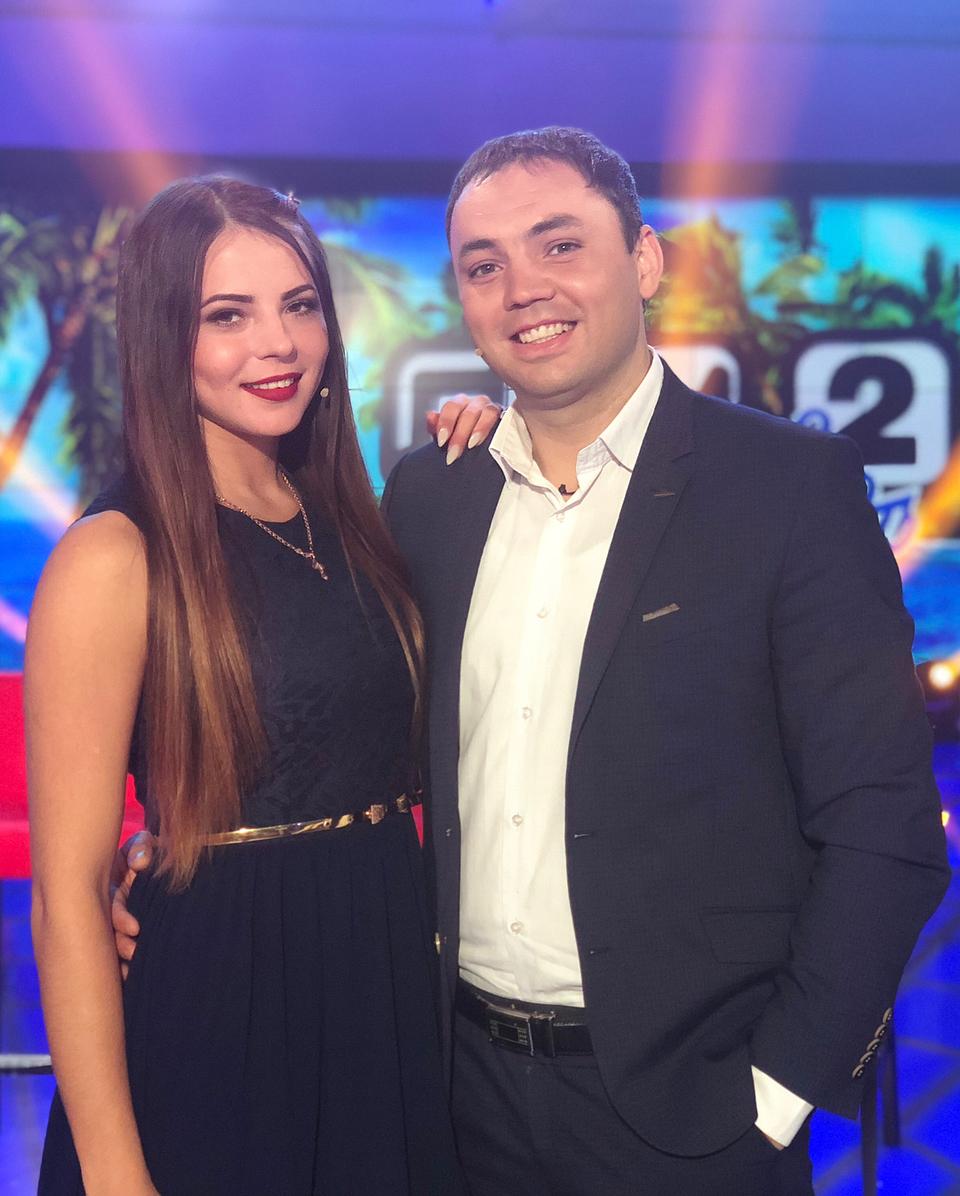 Гобозов считает, что в последнее время Жарикова ведет себя неадекватноФото: «Инстаграм»