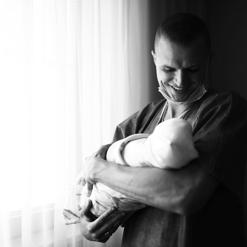 Дмитрий Тарасов стал отцом во второй разФото: «Инстаграм»