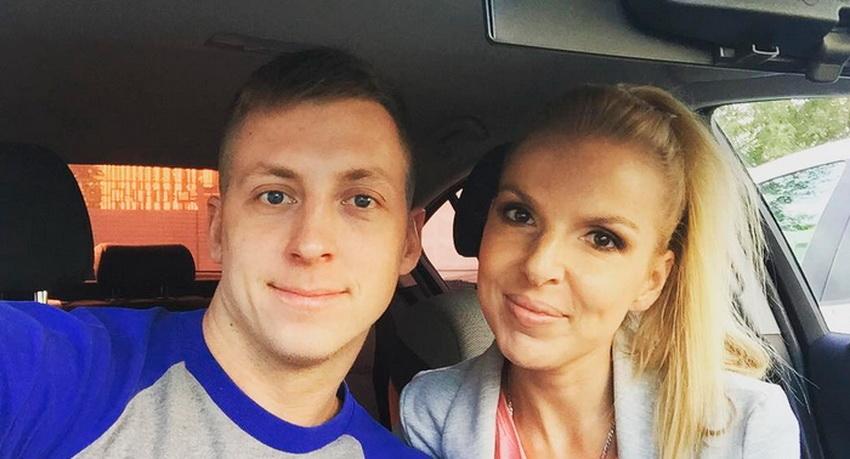 Елена сначала была клиенткой фитнес-тренера Евгения Руднева, азатем стала его женой Фото: «Инстаграм»
