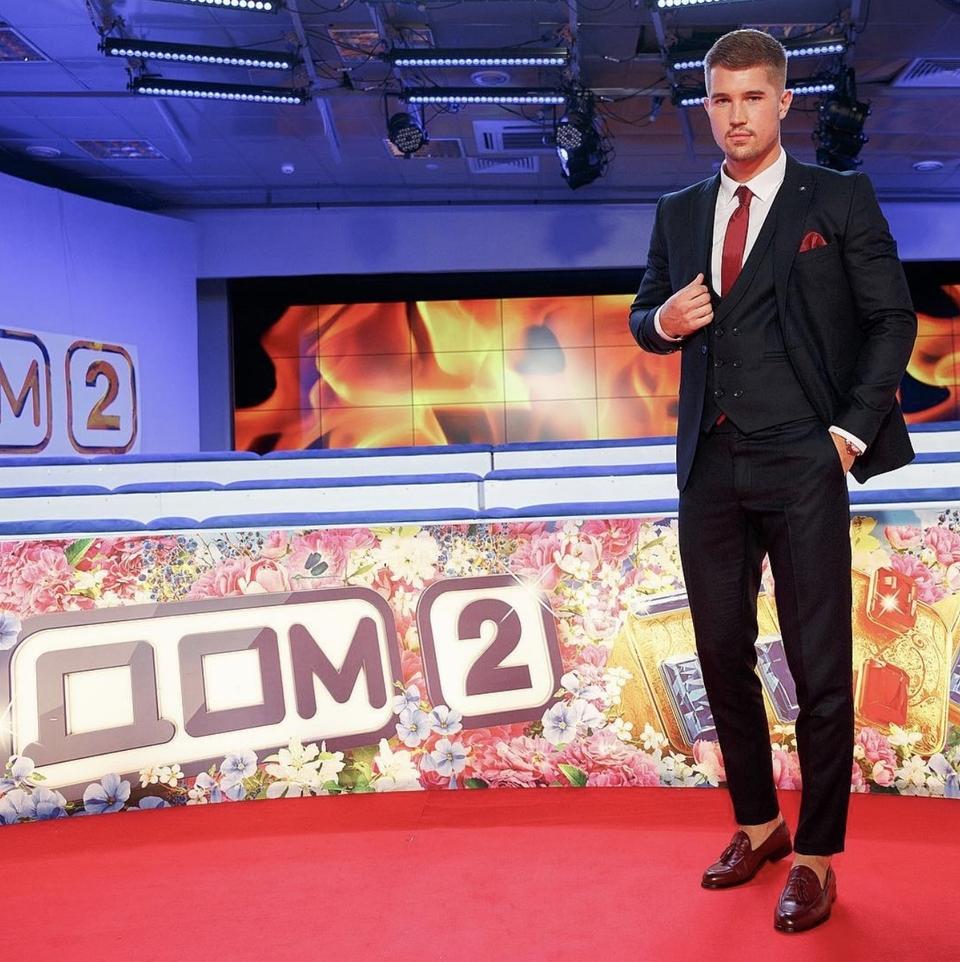Рома понял, что должен стать телеведущим, чтобы оказаться сОлей наодном уровне Фото: «Инстаграм»