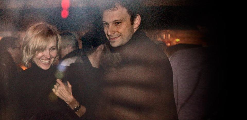 Ингеборга Дапкунайте иДмитрий Ямпольский Фото: Соцсети