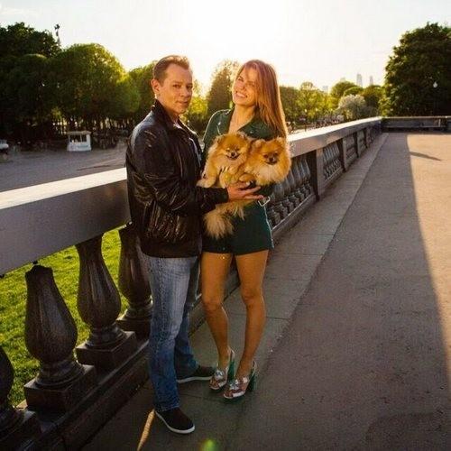 Вадим Казаченко иОльга Мартынова Фото: Соцсети