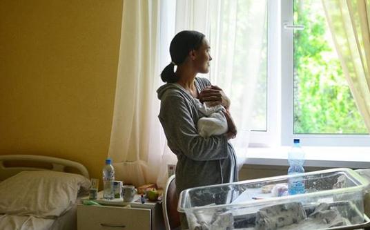 Маша Круглыхина родила сына Илью 7августа Фото: «Инстаграм»