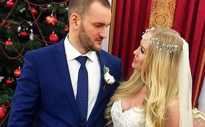 Алексей иЮлия поженились вканун Нового года Фото: Соцсети