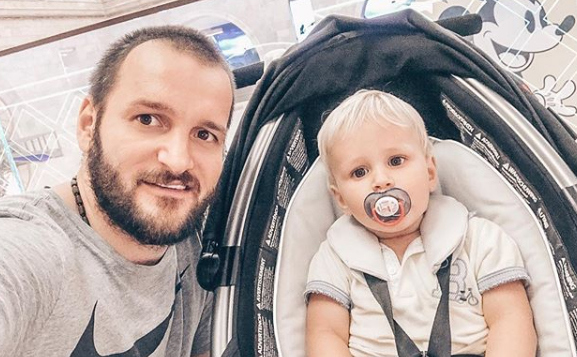 Алексей Самсонов недавал Юлии денег насына Мирона Фото: «Инстаграм»