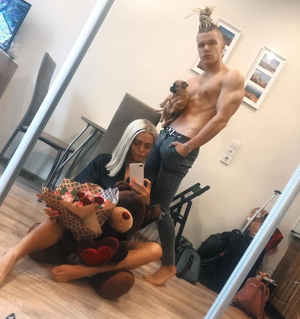 Леша Кудряшов иНастя Балинская готовятся крождению ребенка Фото: «Инстаграм»