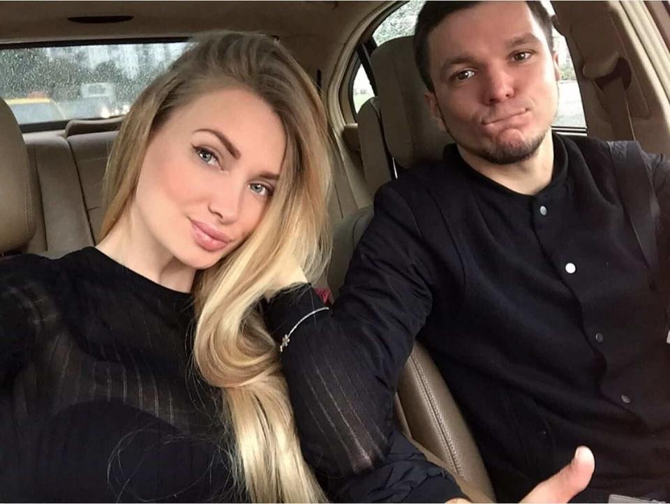 Жена Феофилактова иАнтон Гусев вразводе с2016 года Фото: «Инстаграм»
