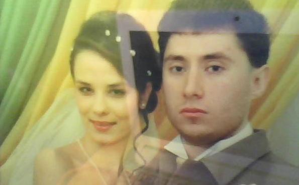 Катя Токарева спервым мужем вдень свадьбы Фото: Соцсети