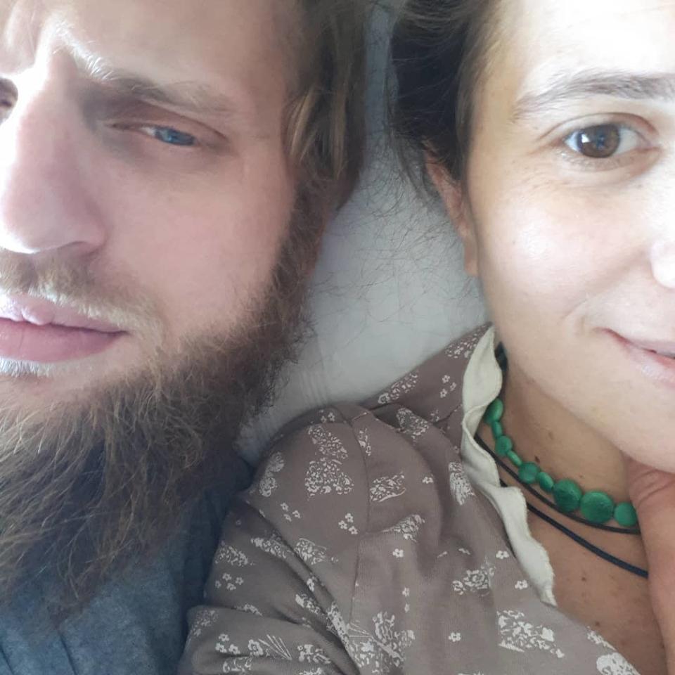 Галина живёт впостоянном страхерядом сВальтером Фото: «Инстаграм»