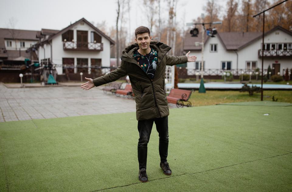 Дмитренко дал понять, что низачто небросит семью Фото: Маргарита Каррентс, Dom2Life.ru