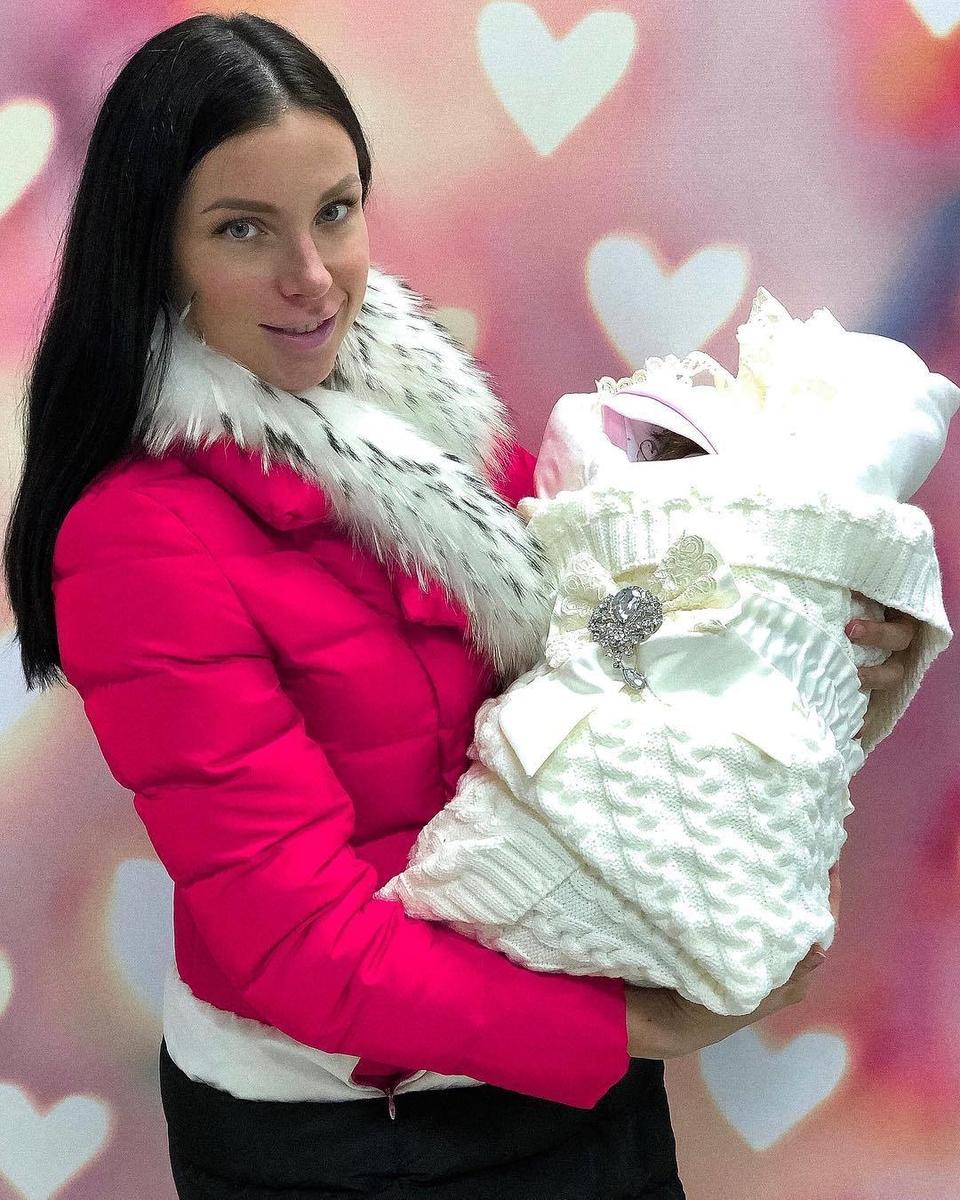 Алеся Клочко сдочкой Стефанией Фото: «Инстаграм»