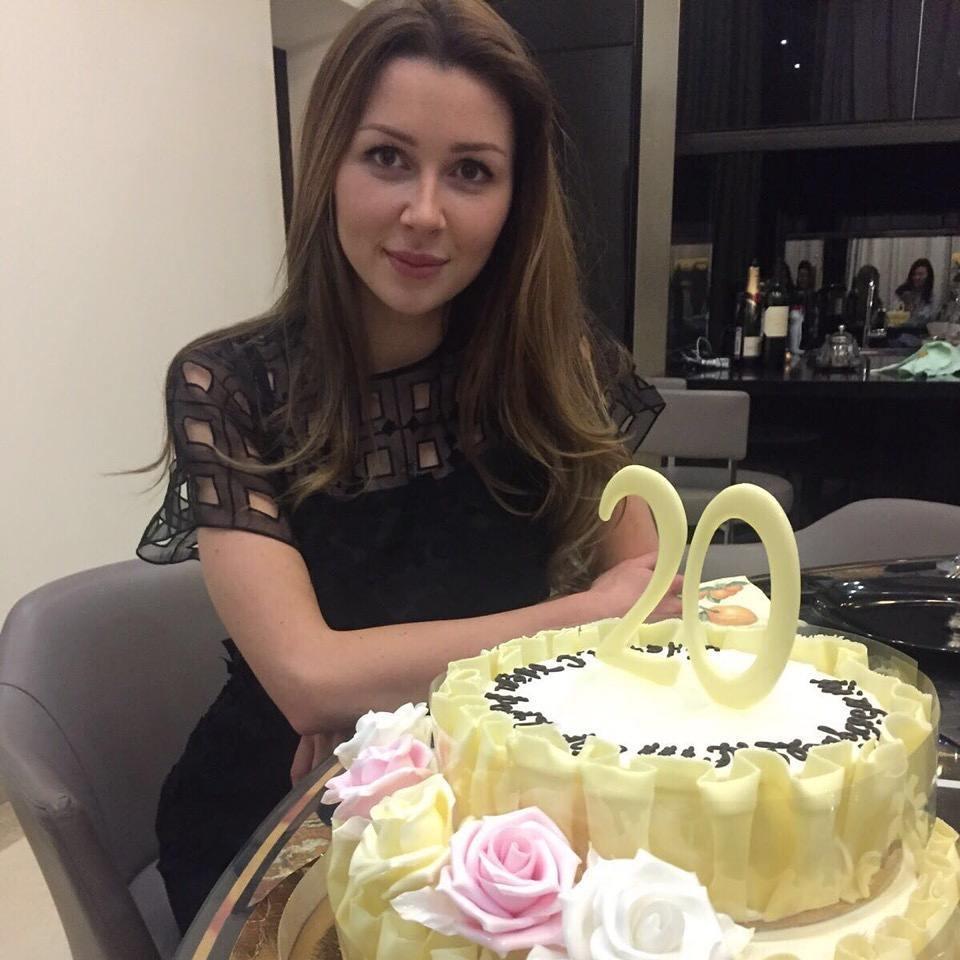 Старшая дочь Анастасии Заворотнюк Анна вдень своего 20-летия Фото: «Инстаграм»