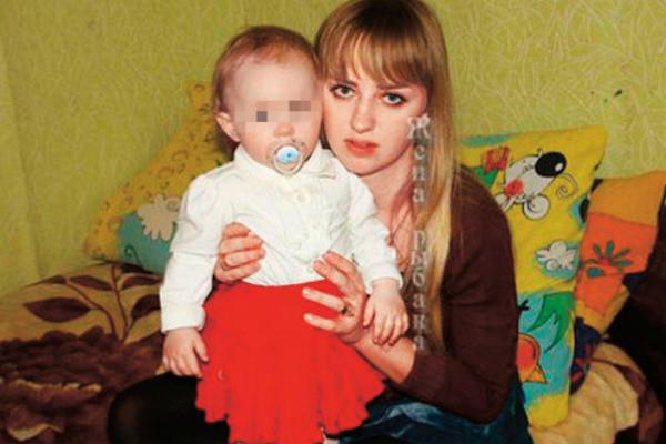 Бывшая жена Яббарова одна воспитывает дочь Фото: Соцсети